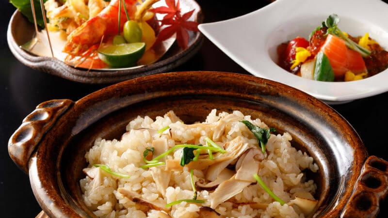 food, Hotel New Otani Tokyo