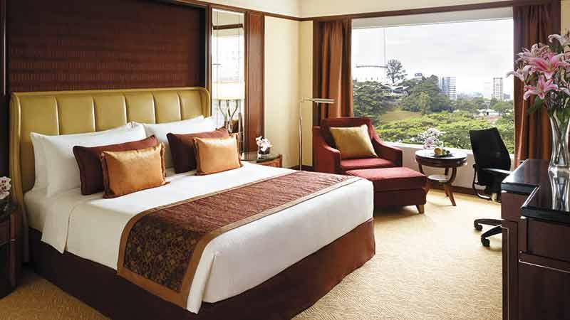 The Executive Room at the Shangri-La Hotel, Kuala Lumpur