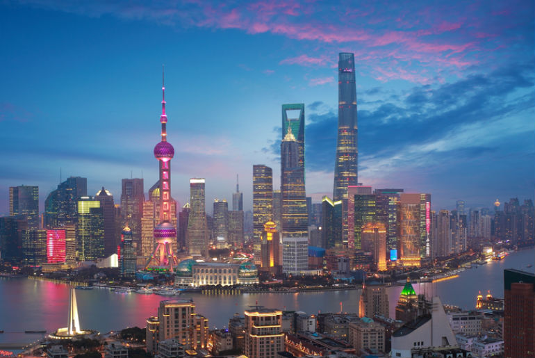 Shanghai Tower and Financial Centre