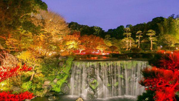 Gardens, Hotel New Otani, Tokyo