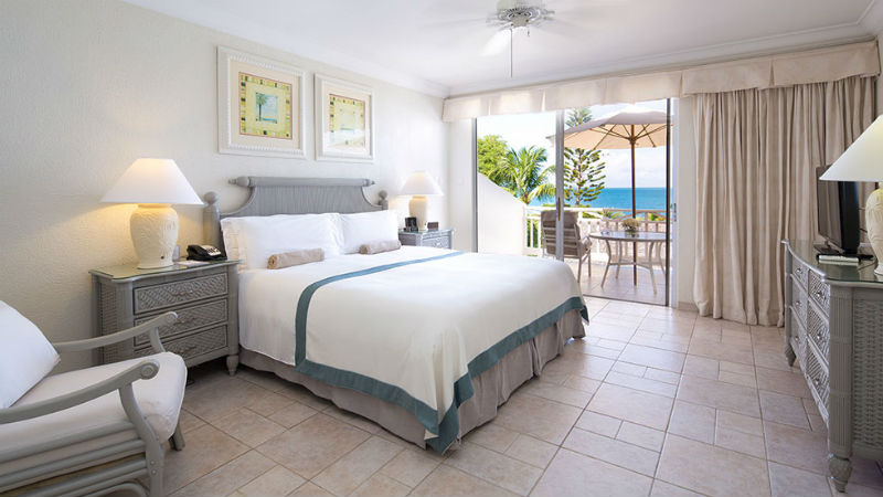 Superior Hilside Room Blue Waters Antigua