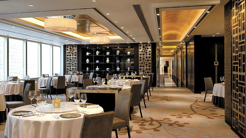 The Ming Court restaurant at the Cordis Hong Kong