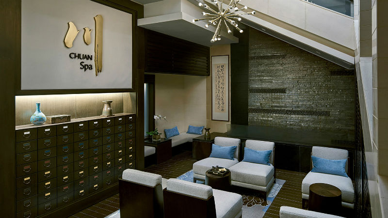 The Chuan Spa at the Cordis Hong Kong hotel