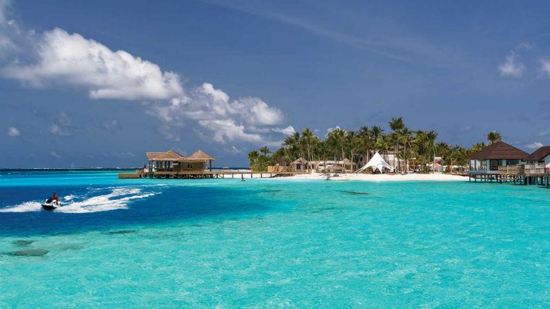 Lagoon Oblu Sangeli Maldives