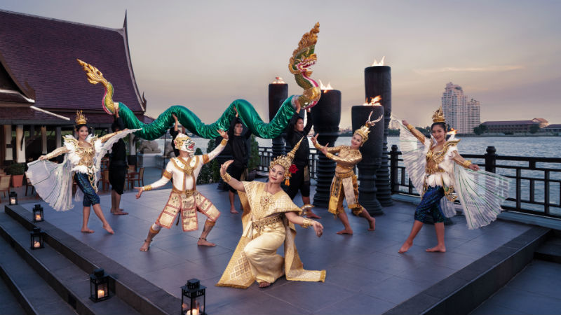 The Cultural Show at the Anantara Riverside Bangkok Resort