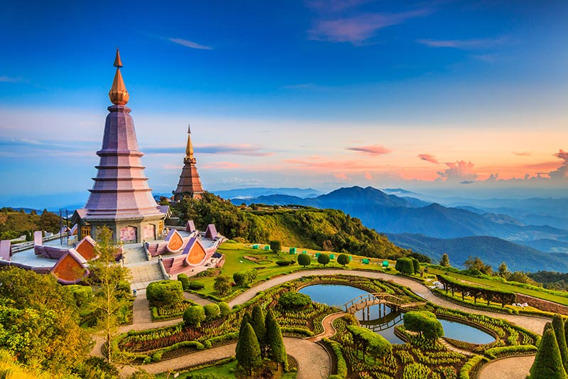 Doi Inthanon National Park - Chiang Mai, Thailand