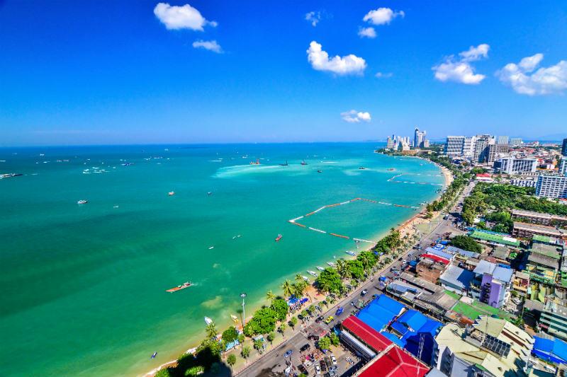 Pattaya Beach - Bangkok Thailand