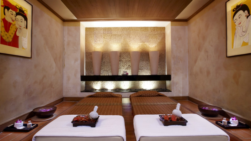 The Anantara Spa at the Anantara Riverside Bangkok Resort