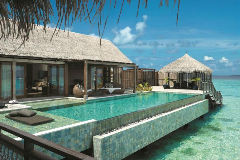 Villa at Shangri-La's Vilingilli Maldives