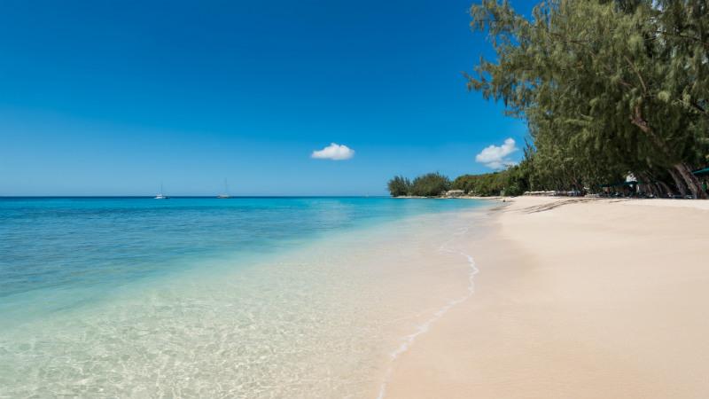 Beach, Coral Reef Club Barbados