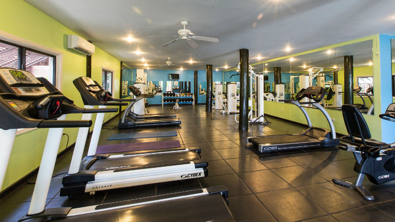 The Fitness Centre at The Verandah Resort and Spa