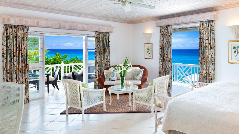 Guest Room, Coral Reef Club Barbados