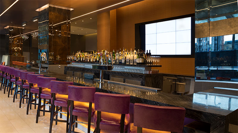 Lobby Bar at the Loews Hollywood