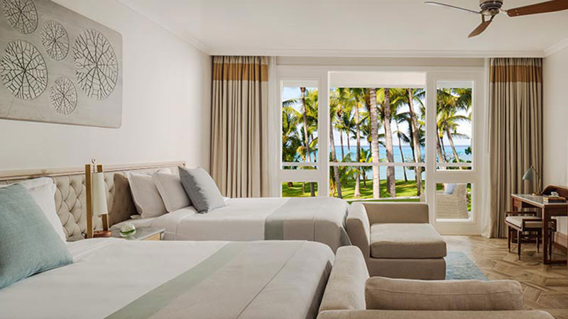 Two Bedroom Family Suite at the One & only Le Saint Geran