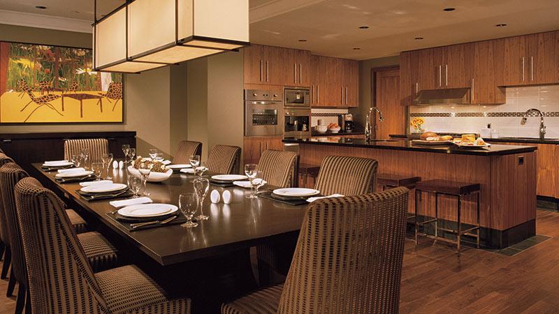 four-bedroom and den resort residence - Four Seasons Whistler