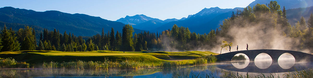 Golf Course - Four Seasons Whistler