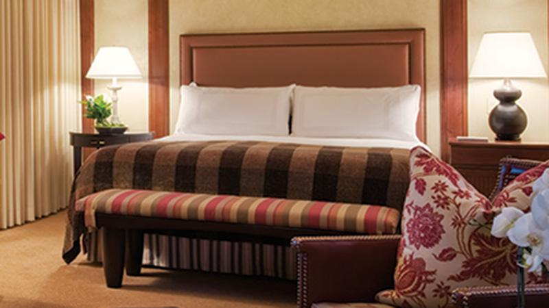 Resort Room -Four Season Resort Whistler
