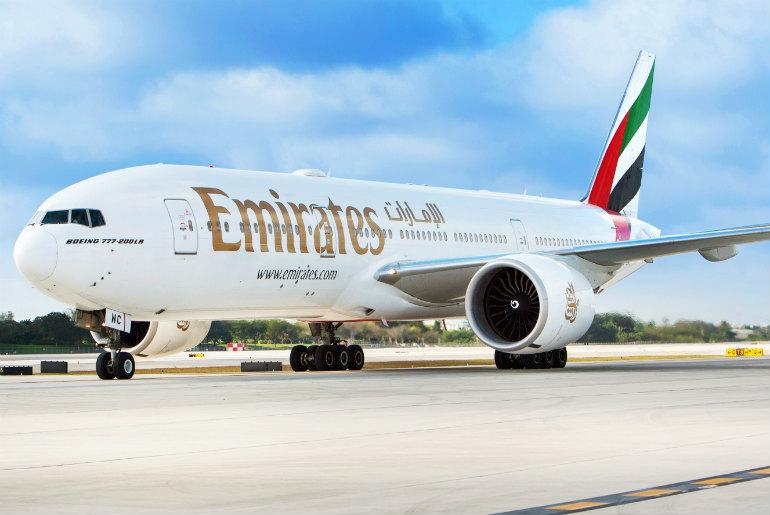 Emirates B777 - 200