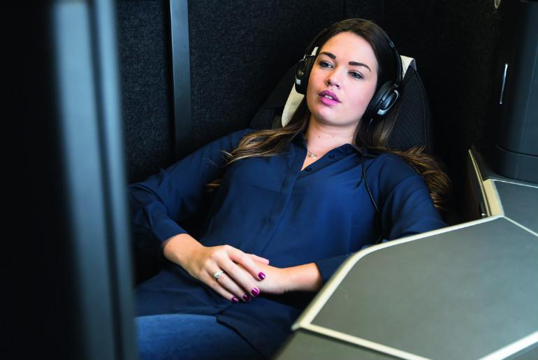 British Airways World Suite
