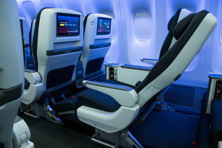 Premium Economy on British Airways