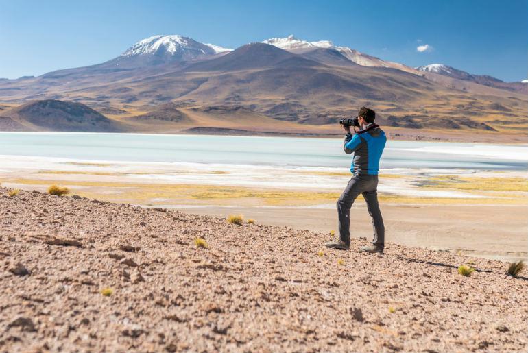 Atacama Desert Andes
