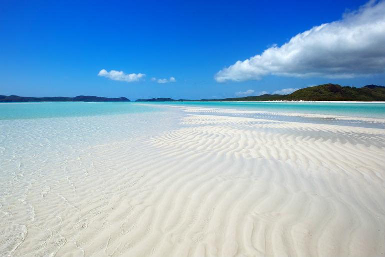 Whitsunday Island Beach