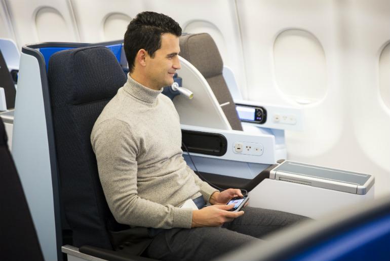 A330 business class