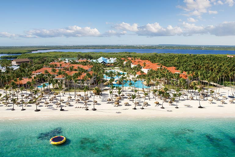 Dreams Punta Cana beach