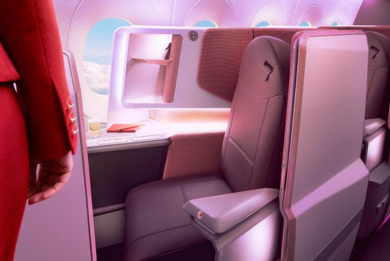 Virgin Atlantic Upper