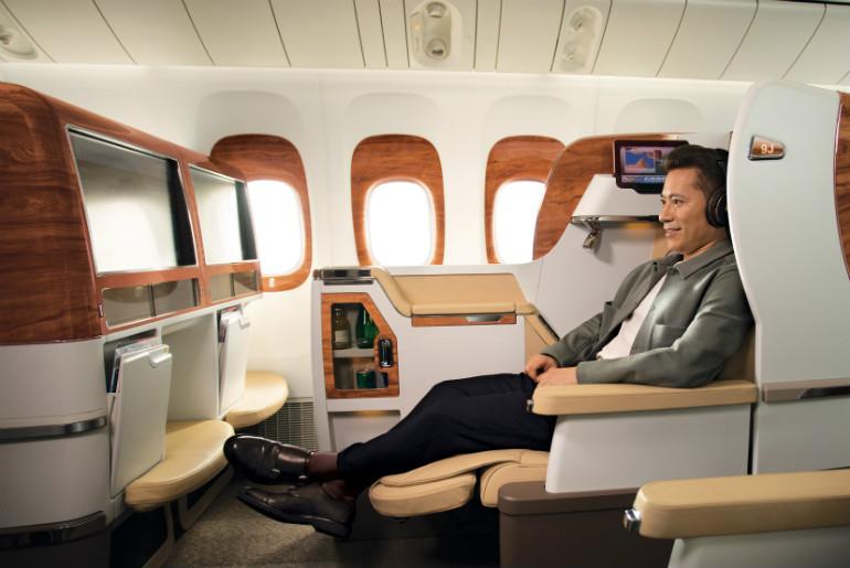 Business Class 777-300