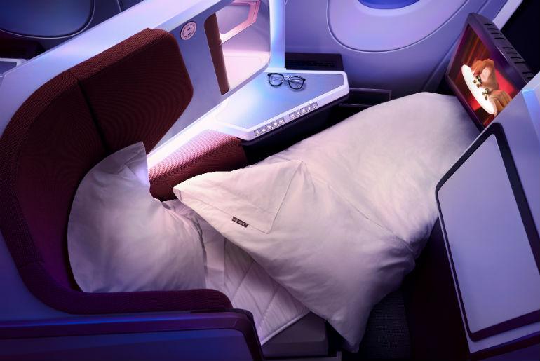A350 Upper Bed