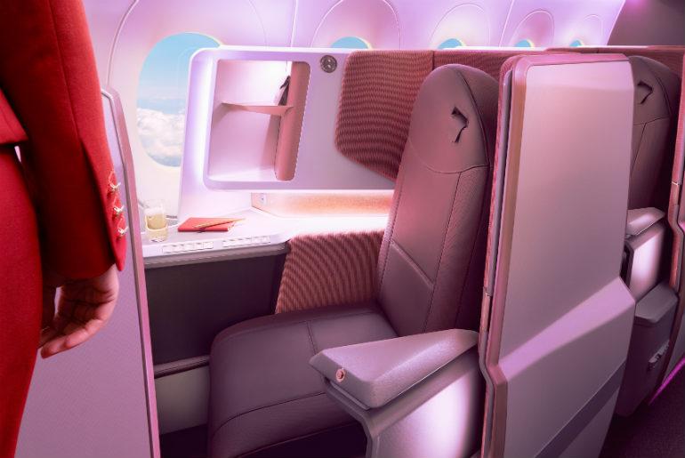 A350 Upper Class