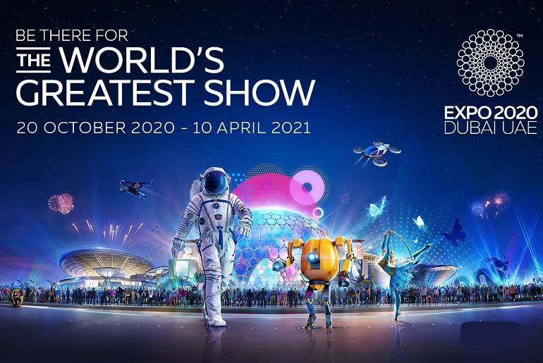 The Worlds Greatest Show - Dubai Expo 2020 2021