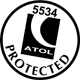 ATOL Protection badge: number 5534