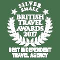 British Travel Award Winner 2017